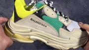 巴黎世家老爹鞋视频Balenciaga爆款潮鞋Balenciaga TripeS视频