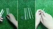 一次性筷子和小皮筋的完美结合