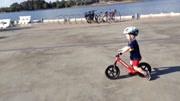 【儿童平衡车】2岁小孩滑步车之路