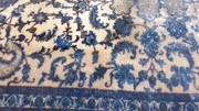 看这么脏的地毯都能逼出强迫症,清洗干净的瞬间,很治愈!
