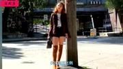 春季时尚潮衣搭配法则,春季花苞裤搭配平底鞋 舒适又好看,阔腿短裤搭配高筒靴显高显
