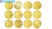 第一套十二生肖纪念币收藏,十二生肖纪念币的收藏价值有多高?