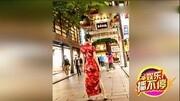 日本美少女穿旗袍Cosplay 开高叉性感妩媚