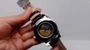 欧米茄蝶飞系列 欧米茄真皮表带原装表扣 欧米茄背透男士手表