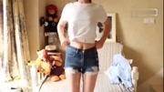 破洞牛仔短裤女夏宽松大码显瘦热裤2016韩版新款学生百搭阔腿裤子淘宝 http: