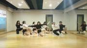 Double J韩国店学员舞蹈视频(Super Love - Tinashe)