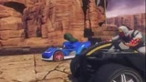 《Sonic  All-Stars Racing Transformed》无敌破坏王预告片
