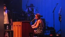 Ingrid Michaelson  Greg Laswell Wonderful Unknown in Los An