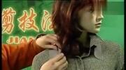 服装裁剪技法:普通女衬衫(下)