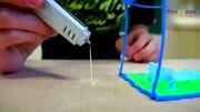 3D打印笔涂鸦笔画立体笔