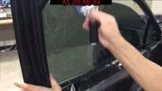汽车贴膜 玻璃膜教程