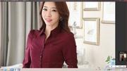 服装裁剪教程服装打板服装纸样服装制版-V领红色泡泡袖女衬衫-10