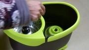 恒来旋转拖把如何清洗拖把桶内