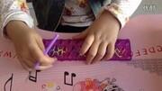 彩虹编织皮筋手链 小精灵 第一课 完整