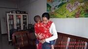 贝得乐儿邦传统婴幼儿背带的背法和使用方法