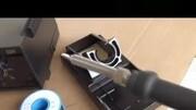 星沃盾936调温焊台 台式电烙铁 组装摄像机专用工具 可调节温度电烙铁的使用