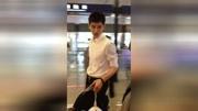 【吴亦凡】这位机场溜白菜的小哥,你是姐姐的理想型!!白衬衫黑衬衫长腿男神
