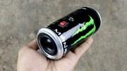 易拉罐制作蓝牙音箱,废旧零件回收利用,成品让人羡慕不已