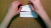 2014手工折平底婚鞋 折法教程视频