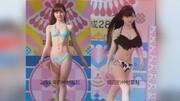 日本小学生女团穿泳装走红!身材竟好成这样