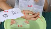 透明标签的制作,在纸上写上字胶带一粘一洗就变成漂亮的透明标签